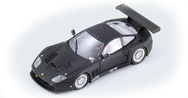 Spark Ferrari F575 GTC Matt Black , 87RL017