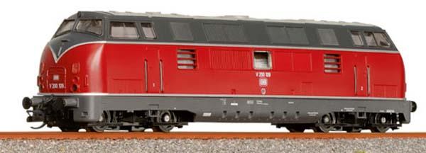 Tillig Diesellokomotive BR 221, 02514