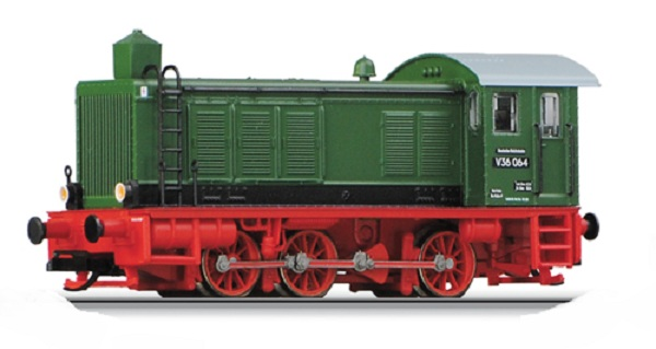Tillig Diesellokomotive V 36 , 04630