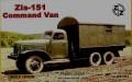 ZZ Models Zis-151 Comand Van , 87003