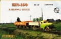 ZZ Models Zis-150 Railroad Truck , 87035