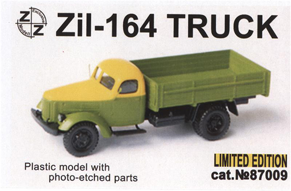ZZ Models ZiL-164 Truck , 87009