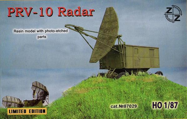 ZZ Models PRV-10 Soviet military radioaltimeter , 87029