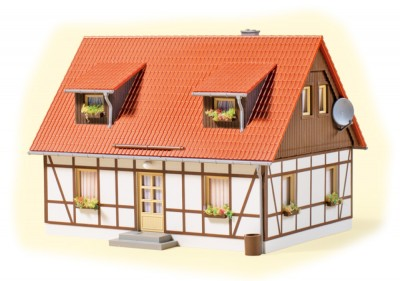 Auhagen 11453: One-family house
