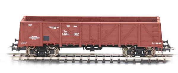 Bergs 0037: Полувагон Тип 12-П153 Nr 1-641-002