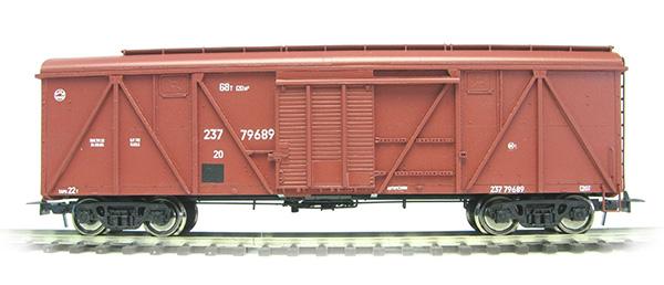 Bergs 01213: Box car, Typ 11-066 Nr 23779689