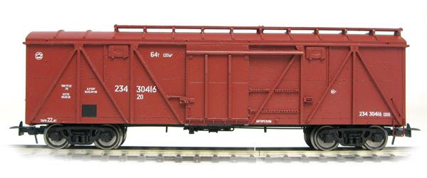 Bergs 01215: Box car, Typ 11-066 Nr 23430416