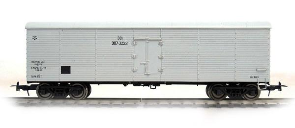 Bergs 0173: Refrigerated car 30 t