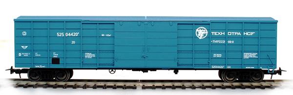 Bergs 0184: Box car, Typ 11-7038 Nr 52504420