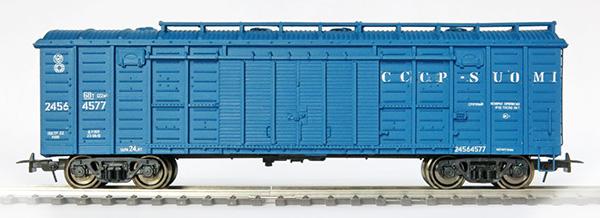 Bergs 0196: Box car, Typ 11-270 Nr 24564577