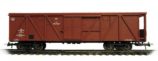 Bergs 0303: Box car, Typ 11-38 Nr 1035