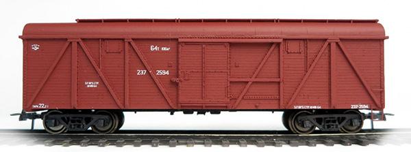 Bergs 0352: Box car, Typ 11-К251 Nr 237-2594
