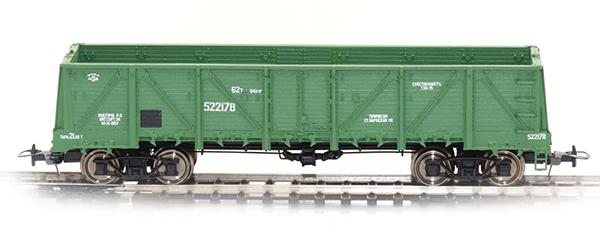 Bergs 0039: Полувагон Тип 12-П153 Nr 522178
