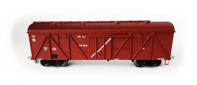 Bergs 01216: Box car, Typ 11-066 Nr 21524871