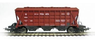 Bergs 0221: Cement hopper car Typ 11-739