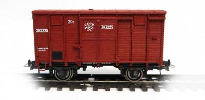 Bergs 0281: Box car 'canadian type'