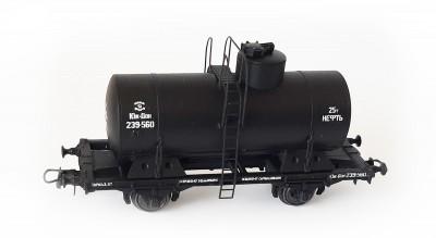 Bergs 372: Tank car 25 m3 'Benzin'