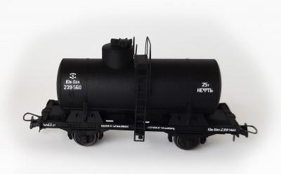 Bergs 372-2: Tank car 25 m3 'Benzin'