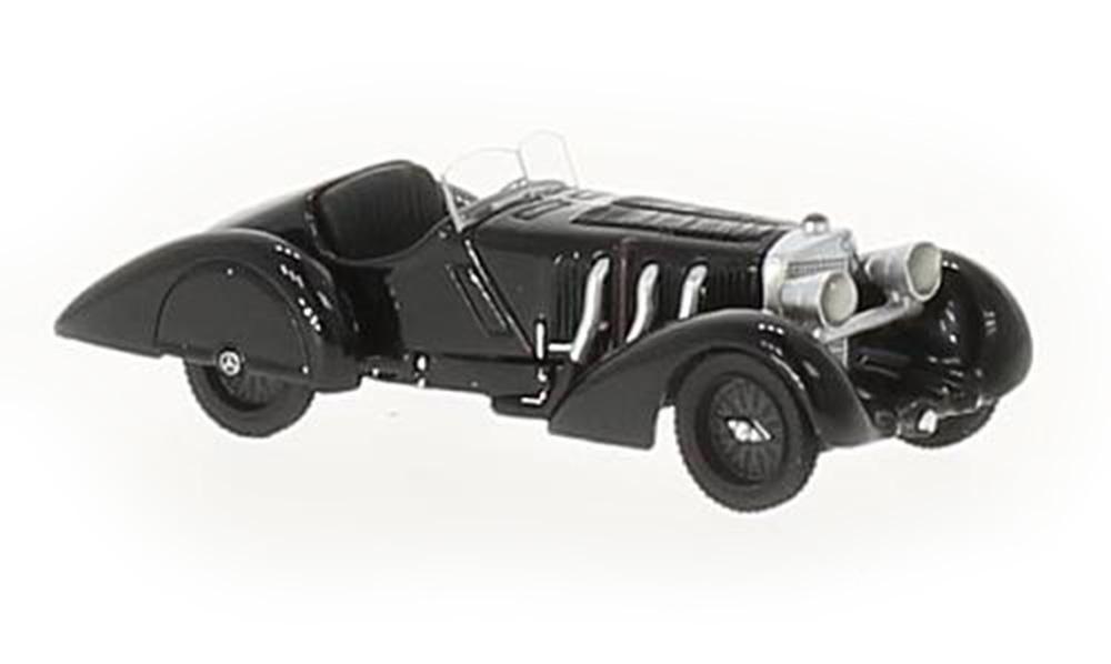 Brekina 87405: BOS: Mercedes SSK Count Trossi, must