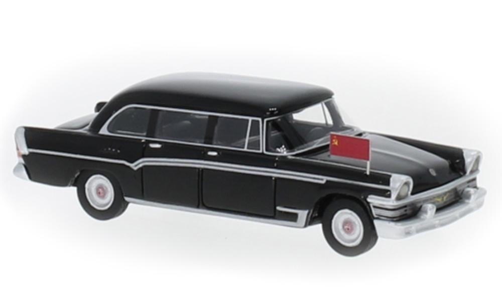 Brekina 87582: BOS: ZIL 111 Limousine 1958, black