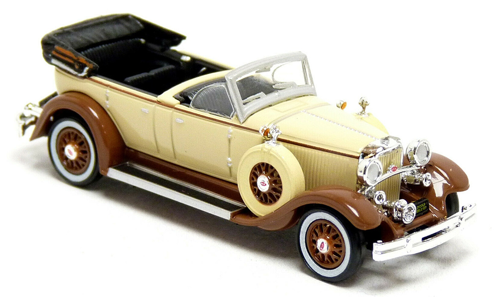 Brekina 38763: RICKO: Lincoln Model K Cabrio beige