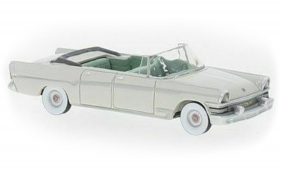 Brekina 87581: BOS: ZIL 111 V Convertible 1966, white