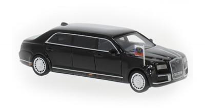 Brekina 87610: BOS: Aurus Senat Russian State Car