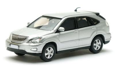 Brekina 38118: RICKO: Lexus RX350, серебристый