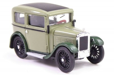 Brekina 38199: RICKO: BMW Dixi 1929 светлозеленый