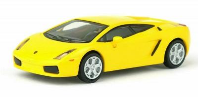 Brekina 38302: RICKO: Lamborghini Gallardo желтый