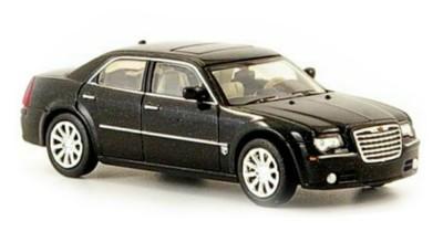 Brekina 38362: RICKO: Chrysler 300C HEMI SRT8 черный