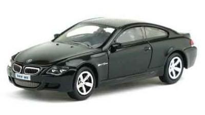 Brekina 38572: RICKO: BMW M6 Coupè черный
