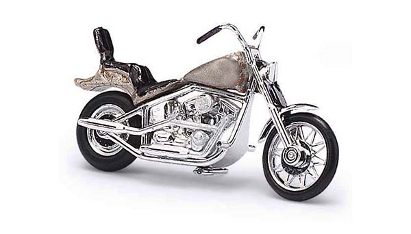 Busch 40156: US motobike
