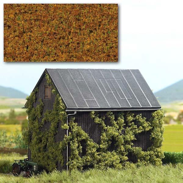 Busch 7347: Листва сеточная - коричневый, 2-цветный