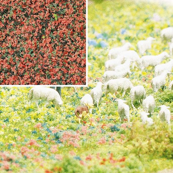 Busch 7356: Flower imitation