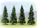 Busch 6100: 4 pine trees, 55