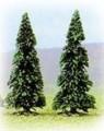 Busch 6103: 2 pine trees, 90