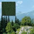 Busch 7312: Foliage - green