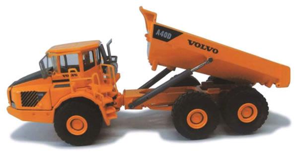 Cararama 810002: Volvo tipper A40D