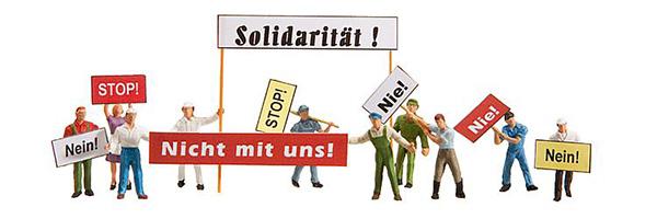 Faller 153043: Demonstrators
