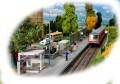 Faller 120240: Platform equipment