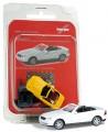 Herpa 012188-003: MB SLK Roadster white