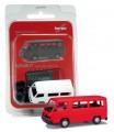 Herpa 012317-2: Mercedes-Benz 100 D bus