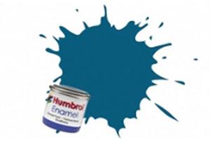 Humbrol 157: Azure Blue Matt Enamel