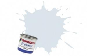 Humbrol 191: Chrome Silver Metallic Enamel