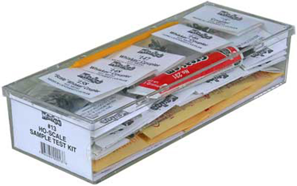 Kadee 10013: Coupler Sample Test Kit
