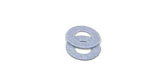 Kadee 10209: Gray insulated fiber washer