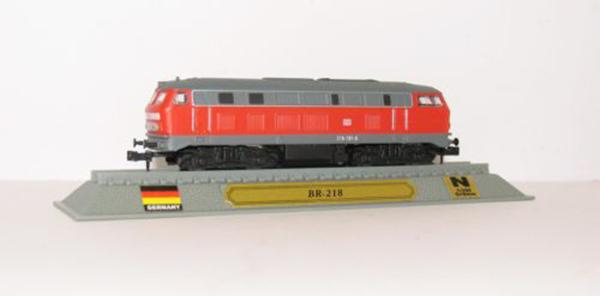 Del Prado 000435: Diesellokomotive BR 218 Germany