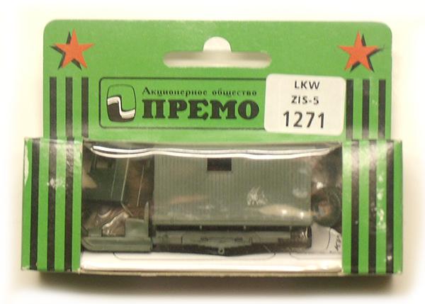 Roco-Minitanks 1271: ZiS-5