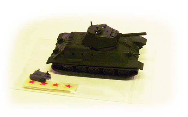 Roco-Minitanks 53476: T-34-76